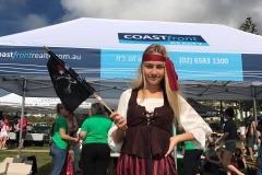 Girl Pirate (Small)