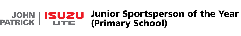 John Patrick - Junior Sportsperson Primary